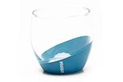 6- turquoise lowball glasses 6cm – Laguiole Evolution tableware