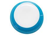 6-turquoise dinner plates 25cm – Laguiole Evolution tableware