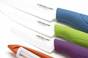 4-Coloured kitchen knives – Best Seller ceramic blade