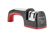 Kitchen knife sharpener– 2-stage sharpening device