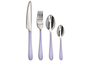 Flatware Nuance 16 piece - Purple Heather