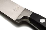 French kitchen knife 22cm – Forgé Traditionnel wood handle